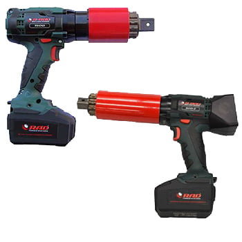 RAD Battery Powered Torque Tools - Radical Torque Solutions