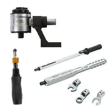 RTS Manual Torque Tool Range - Radical Torque Solutions