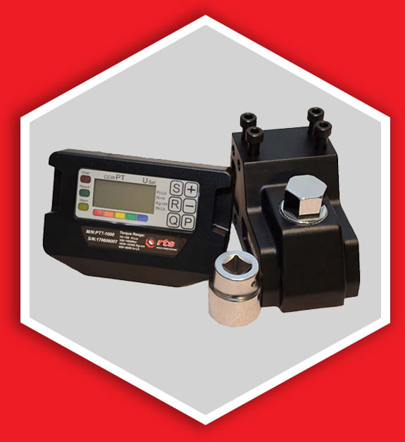 RTS Professional Torque Tester - RTS Torque Transducers
