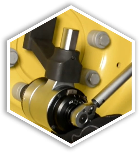 RTS MANUAL TORQUE MULTIPLIER - RTS MANUAL TORQUE TOOL SERIES