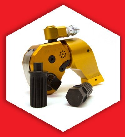 Direct Hex Drives - Accessories - Hydraulic Wrench Accessories