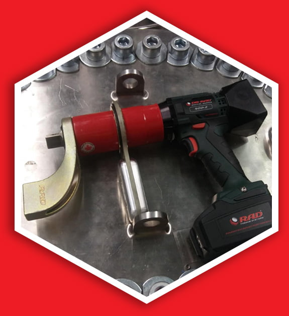 Battery Powered Torque Series - Rad Torque Tools 5