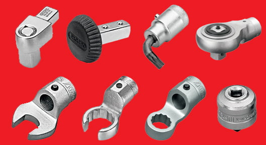End Fittings - Radical Torque Solutions