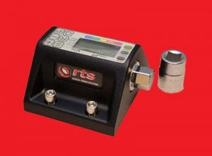RTS ECO-TEST Torque Tester - RTS Torque Transducers