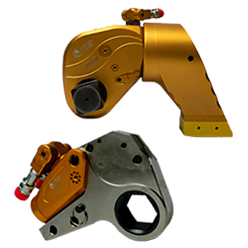 Hydraulic Torque Wrenches RTS - Radical Torque Solutions