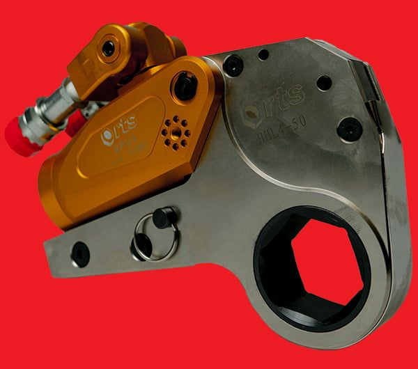RTS HEX CASSETTE TORQUE TOOLS - RTS HYDRAULIC TORQUE WRENCHES